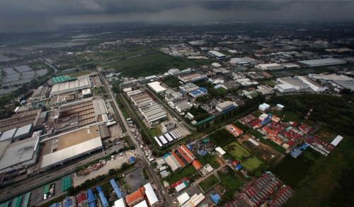 Huge uncertainties for unaffected industrial estates ...