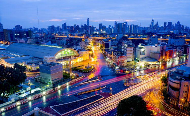 Thailand Economic Recovery